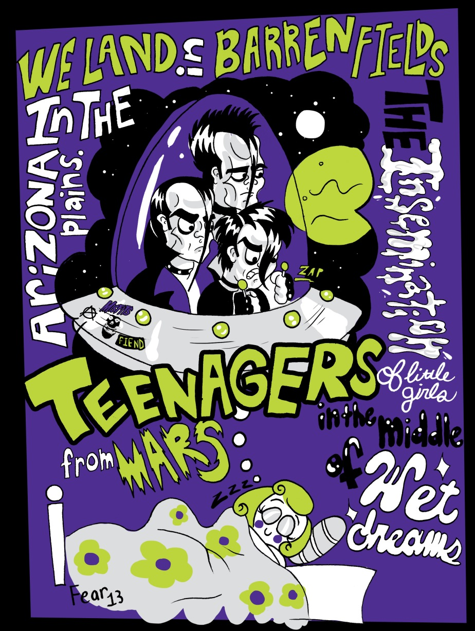 teenagers from mars copy